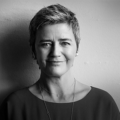 Regulating AI in the EU | A conversation between Executive Vice President Margrethe Vestager & Microsoft's Vice President Casper Klynge image